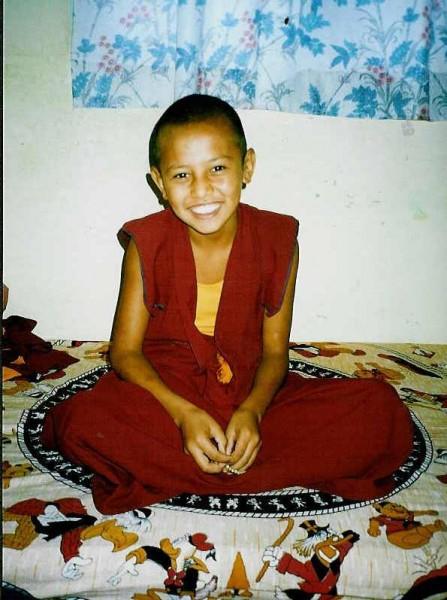 Kinderen in een Tibetaans Boeddhistisch klooster (deel 1)