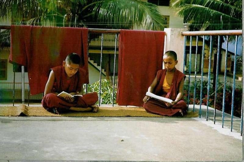 Kinderen in een Tibetaans Boeddhistisch klooster (deel 2): Waarom gaan ze naar het klooster?