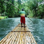 Martha Brae River Rafting Falmouth Jamaica