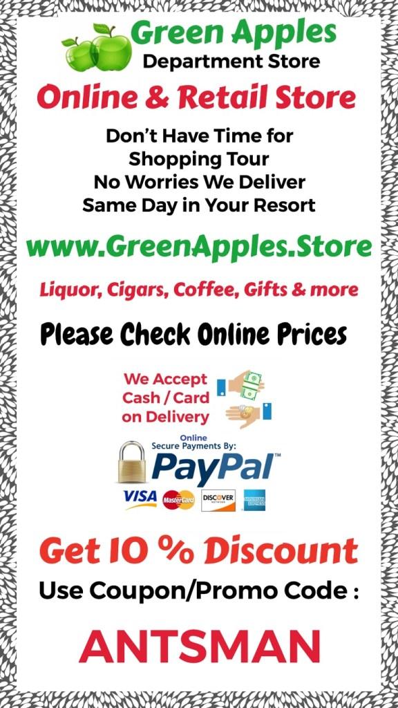 Green Apples Department Store Montego Bay Jamaica