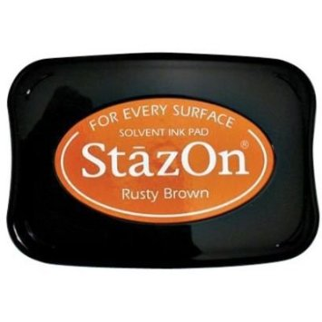 StazOn Rusty Brown 42-0
