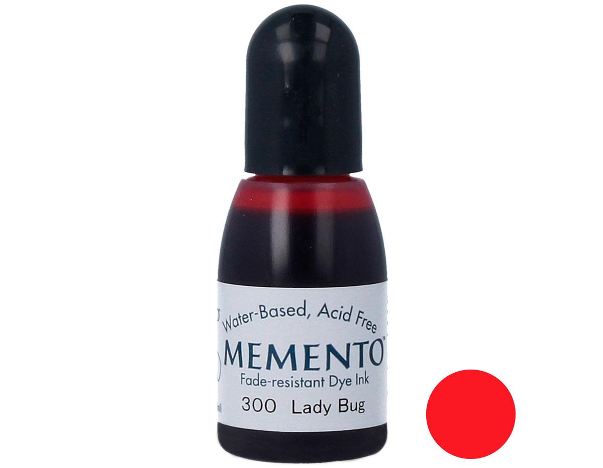 300 Lady Bug Memento rašalo papildymas