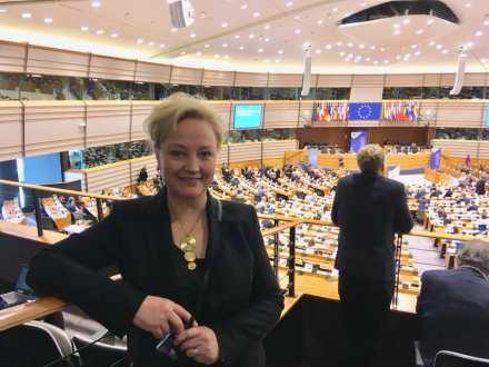 Elsi Katainen vakuutti jo ensimmäisellä kaudellaan europarlamentissa.