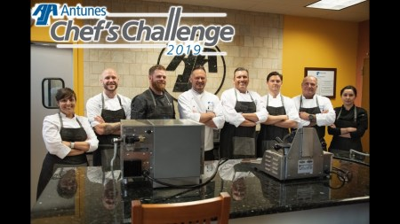 Chef's Challenge – 7 Extraordinary Chefs Imagine Something Different