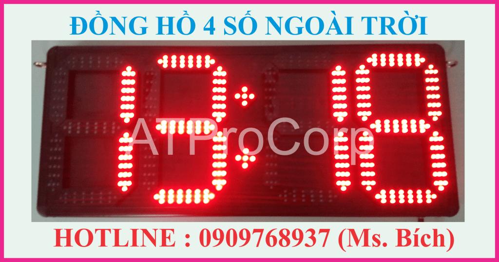 DONG HO 4 SO NGOAI TROI