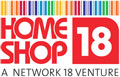 Logo of HomeShop18