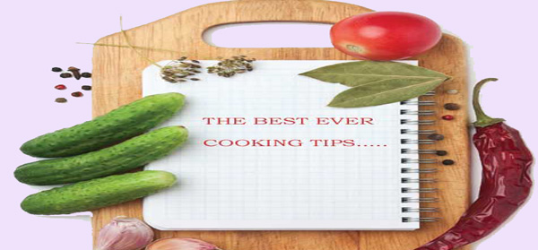 Cooking tips for Indian cooking