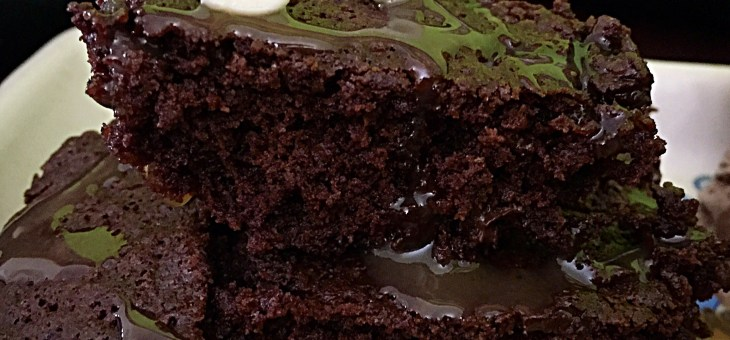 Instant Eggless Brownies