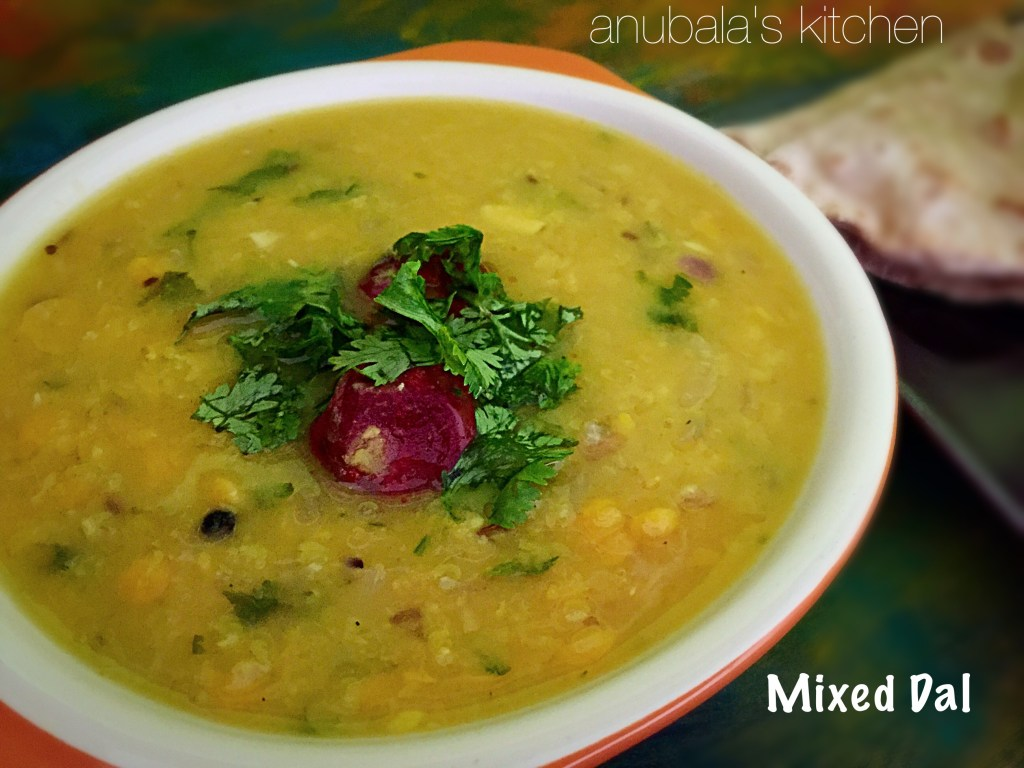 Mixed Dal