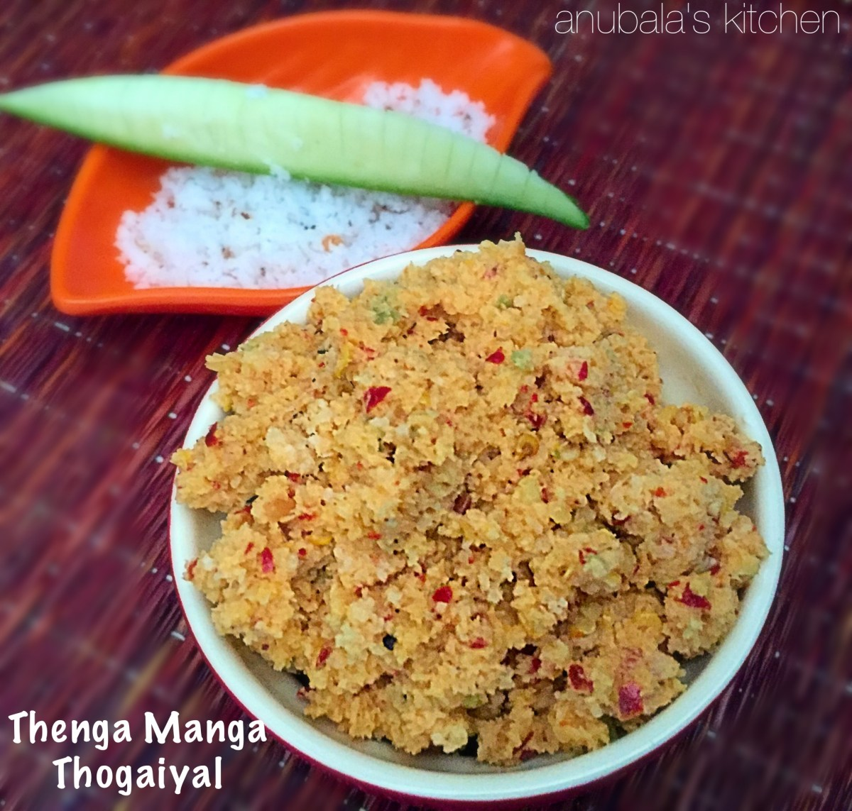 Thenga Manga Thogaiyal