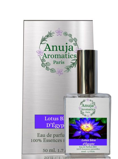 Lotus bleu d'Égypte boite 50 ml