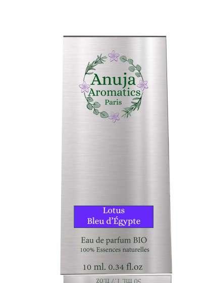 Lotus Bleu d'Egypte Eau de parfum BIO 10 ml