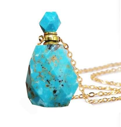 Aroma bijou - Samsara en Turquoise