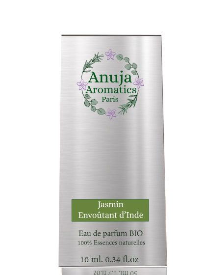 Eau de parfum BIO Jasmin envoûtant d'Inde