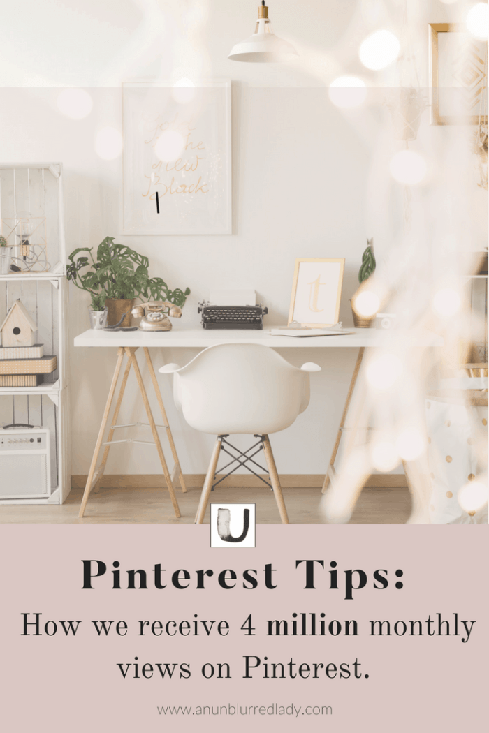 Pinterest Tips: How we get 10 Million Monthly Views on Pinterest