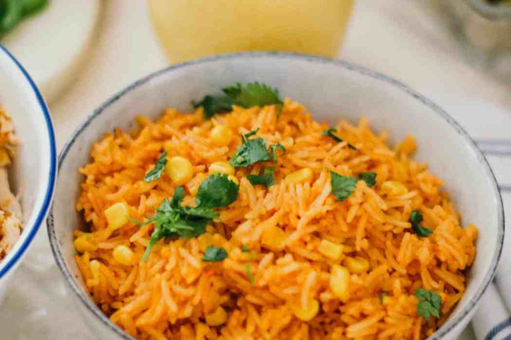 One Pot Mexican Rice Recipe