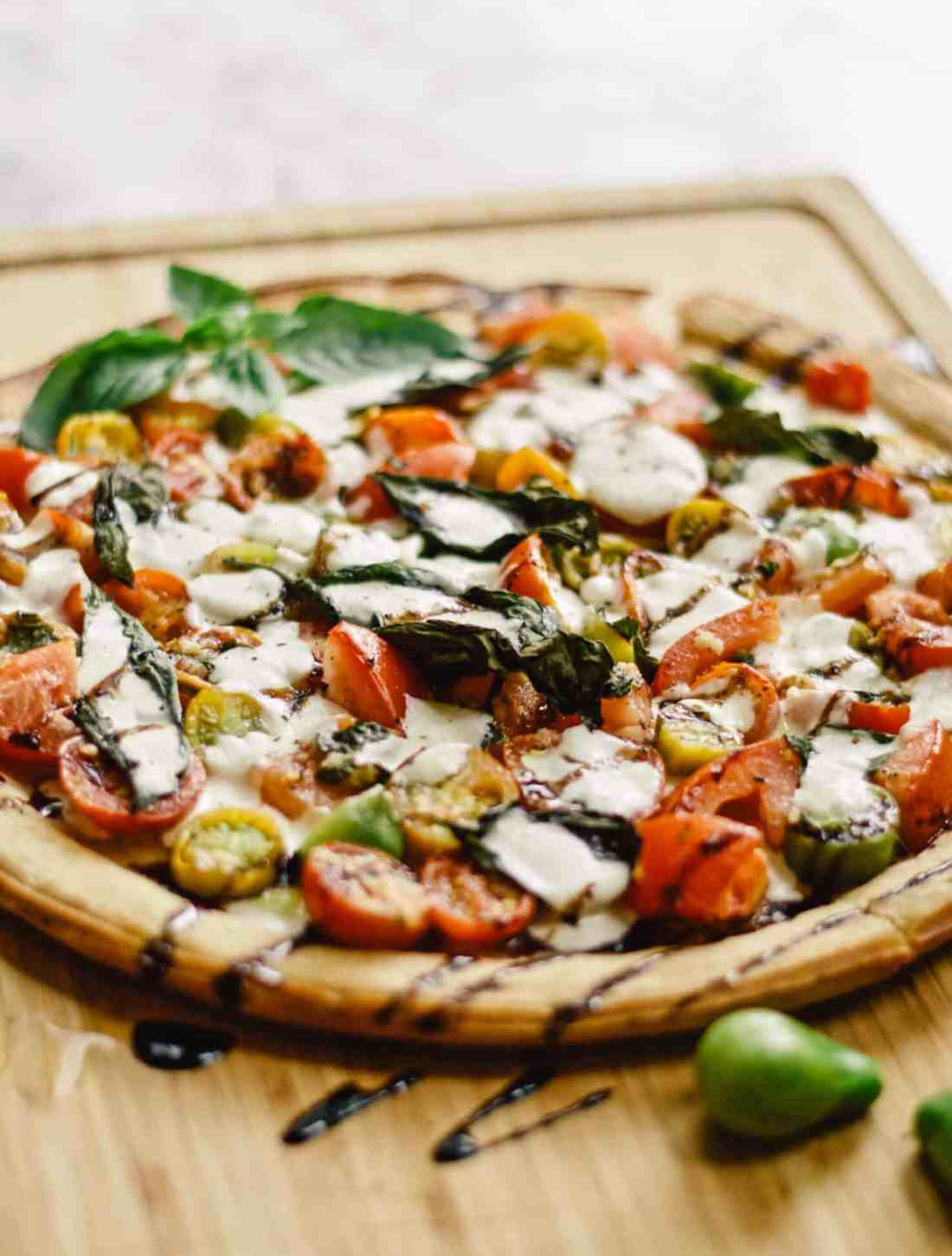 Bruschetta Pizza