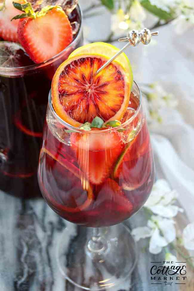 21 Sangria Recipes to Extend the Summer Blues - An Unblurred Lady