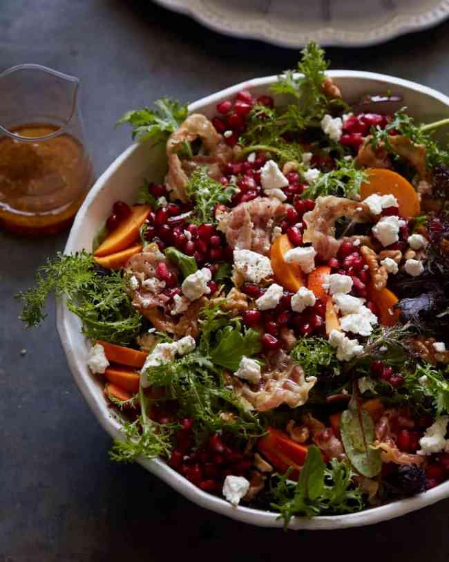 fall salad recipes