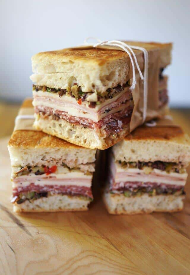 24 Sandwich Recipes that are Perfect for a Picnic