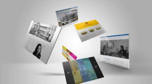 web anuncio web design