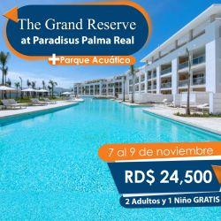 The Reserve at Paradisus Palma Real SIM