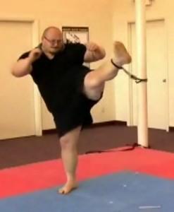 Bud Kicking