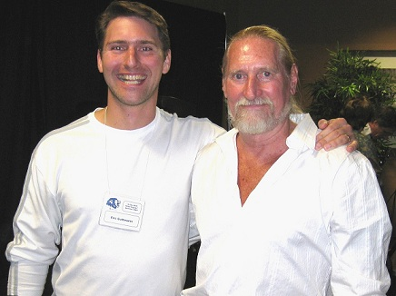 Eric Guttmann and Peter Ragnar