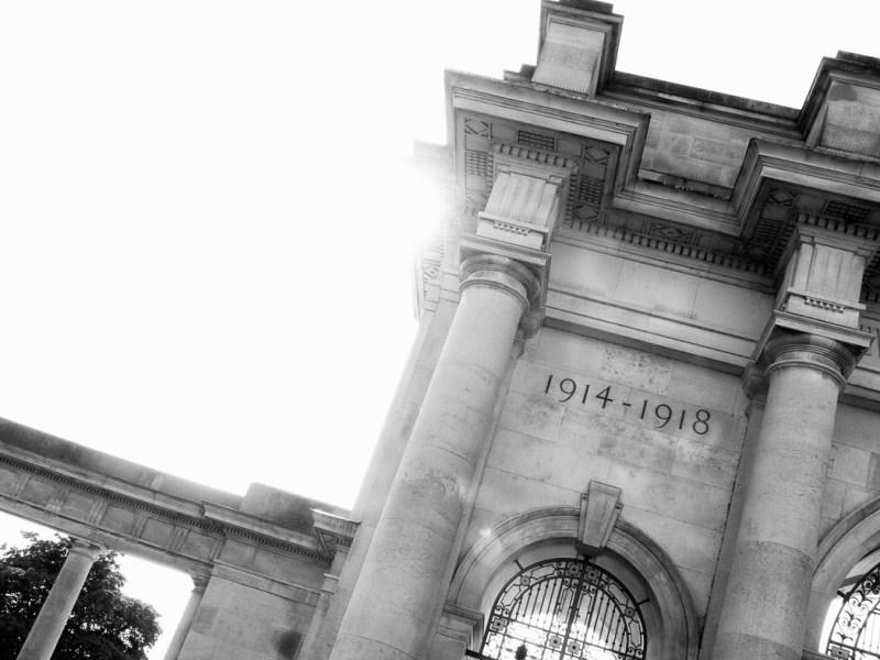 Nottingham Peace Memorial
