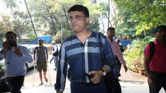 बीसीसीआई अध्यक्ष सौरव गांगुली ने कोविद -19 (रॉयटर्स फोटो) के खिलाफ लड़ाई में कदम रखा
