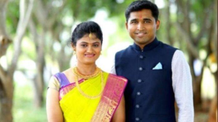 DySP एमजे प्रथ्वी की शादी का निमंत्रण