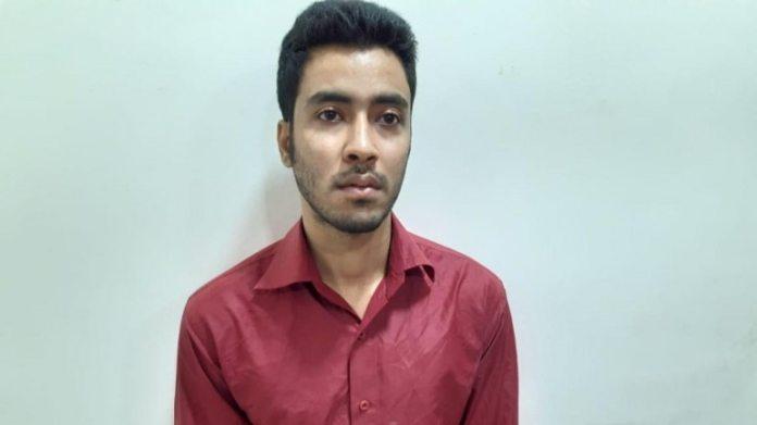आरोपी 25 वर्षीय कामरान अमीन को यूपी में ट्रांजिट रिमांड के लिए अदालत में पेश किया जाएगा।