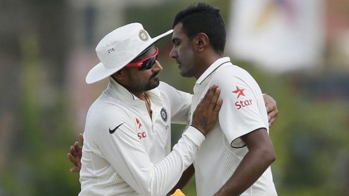 हरभजन और अश्विन टेस्ट में भारत के सबसे सफल ऑफ स्पिनर हैं