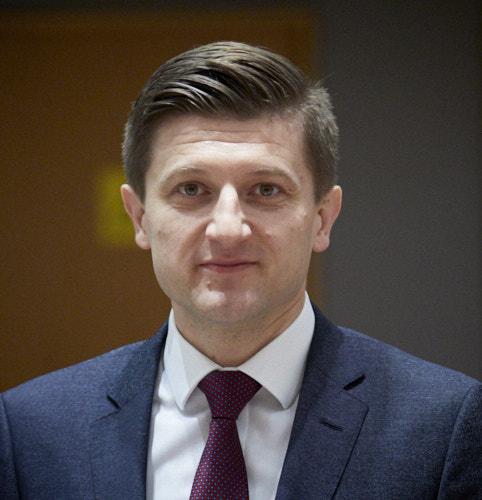 Zdravko Maric, क्रोएशिया के उप प्रधान मंत्री और वित्त मंत्री