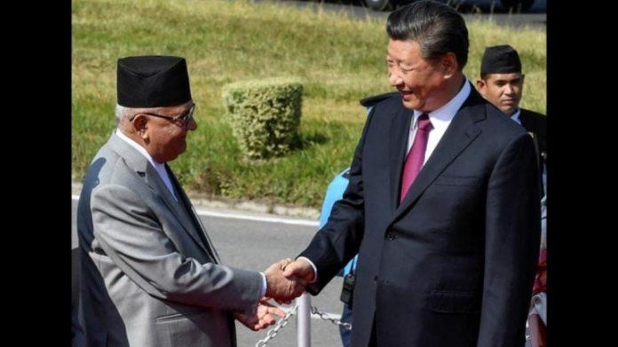 नेपाल हांगकांग पर नए कानून का समर्थन करता है, एक चीन नीति का समर्थन करता है