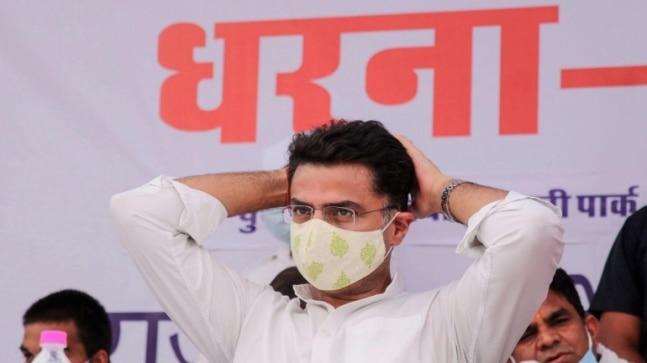 राजस्थान राजनीतिक संकट: सचिन पायलट द्वारा विद्रोह