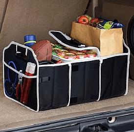 car trunk organizer cooler