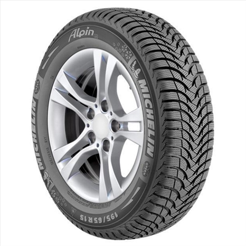 Anvelopa IARNA MICHELIN 195/60 R15 88H ALPIN A4 GRNX