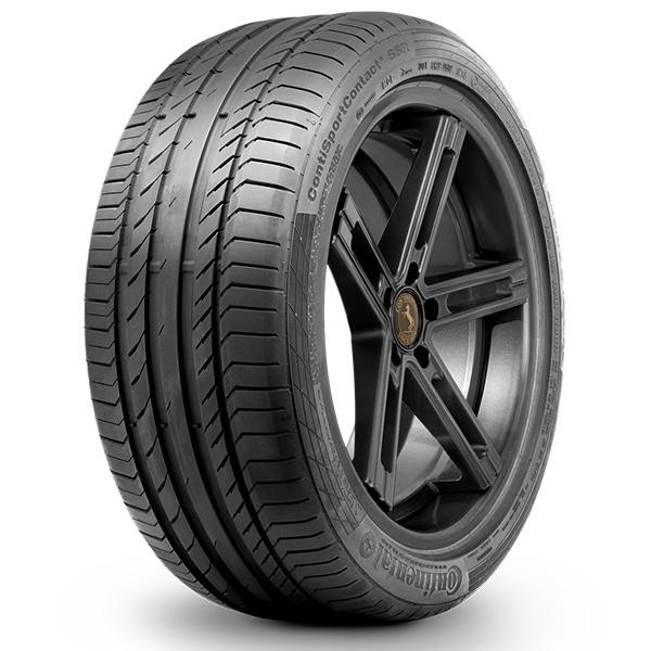 Anvelopa Vara Continental 255/35R18 94Y Tl Xl Fr Contisportcontact 5 2553518