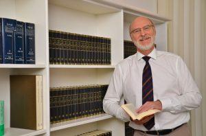 Rechtsanwalt und Notar a. D. Heinz-W. Kreft