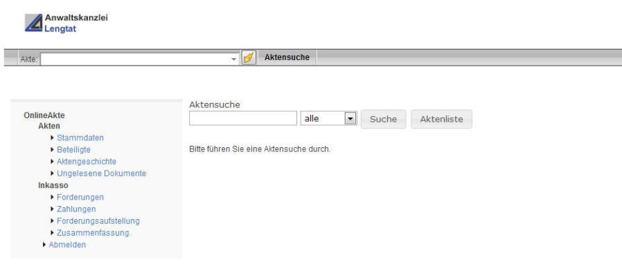 Online-Akte