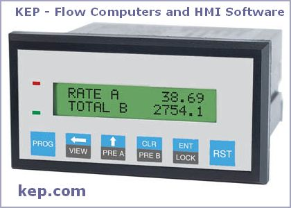 KEP - Flow Computers and HMI Software