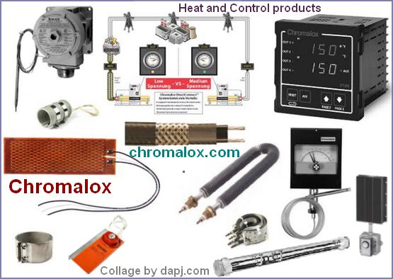 Chromalox - Heat and Control products
