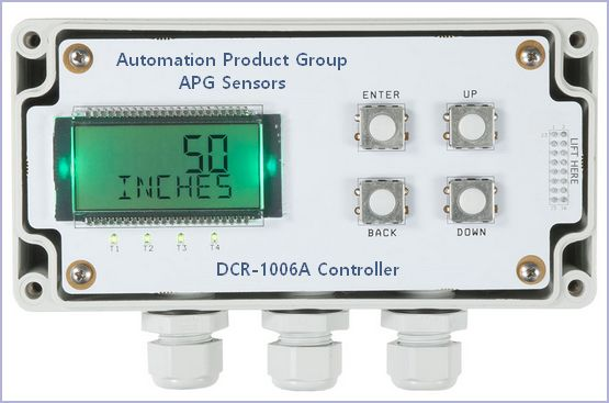 DCR-1006A Controller - APG Sensors
