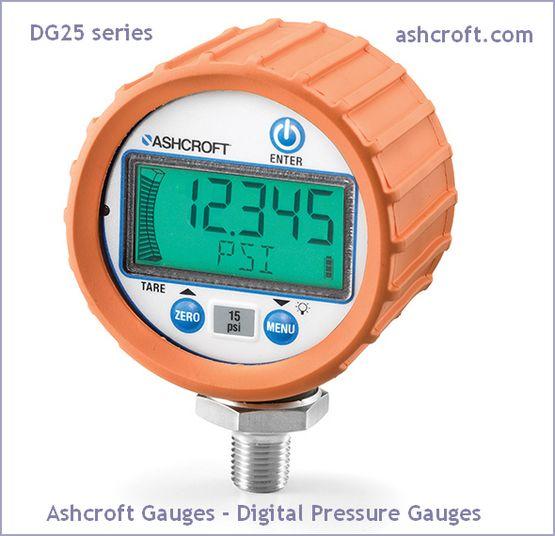Ashcroft DG25 series