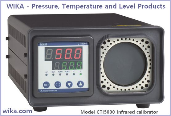 Model CTI5000 Infrared calibrator