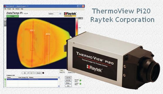ThermoView Pi20 - Raytek Corporation