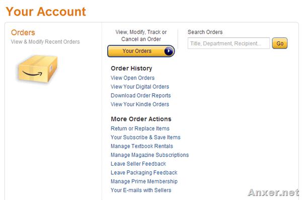 Registro finalizado en Amazon desde Venezuela