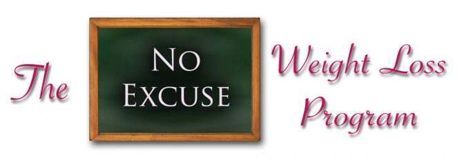 the no excuse weight loss program