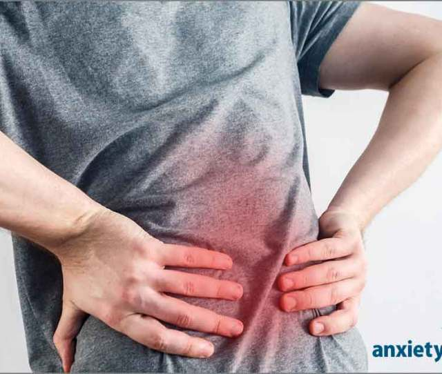 Back Pain Stiffness Soreness Tension Spasms Immobility Anxiety Symptoms